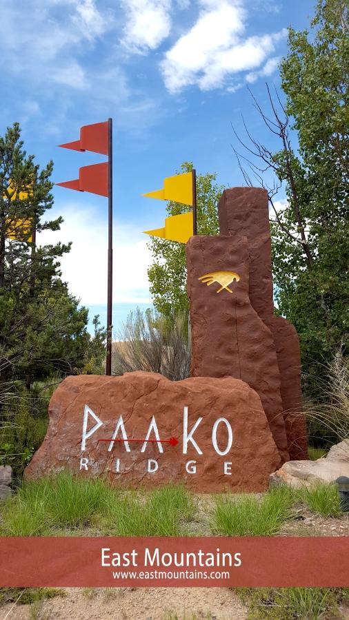 Paako Ridge